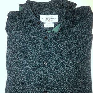 Mizzen and Main Leeward Collection Shirt - L Trim